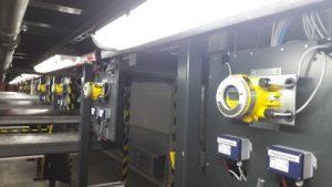OPTI DRY Machinery close up